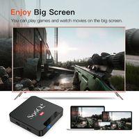 H616 x96Q S96Q Plus 10.0 TV Box 가장 저렴한 4GB 64GB 6K V TX6S 세트 Android Max Klkor