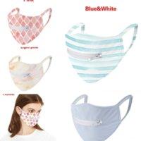 QSD1 Neue faltbare Maske Rosa Maske Sicherheitsmaske Gesichtsqualität Gesicht staubdicht mit wiederverwendbarer High-Masken des Ventils