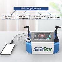 물리 치료 클리닉 RF 의료 장비 전신 통증 완화를위한 Tecar 치료 기계 Plantar 근막염 발목 염좌