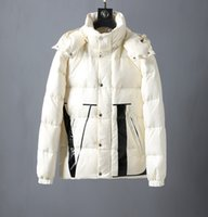Новые мужские женщины с капюшоном зима классика вниз куртка для отдыха на открытом воздухе теплый слой ветрозащитный толстый теплый с капюшоном высококачественный парку парки жук