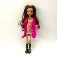 가장 저렴한 No Box 4 PCS / 세트 인형 새로운 스타일 높은 인형 몬스터 재미 높은 움직일 수있는 공동 바디 패션 인형 소녀 장난감 최고의 선물 201203