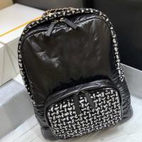 Осень / зима Super Limited Edition AS2109 пуховик двойной рюкзак Best выглядит двойной рюкзак это идеальная сумка