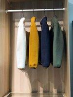 2020 새로운 남성의 Denali Fleece Button Jackets 패션 야외 방풍 편지 자수 자켓 Outwear M / 2XL # 7806