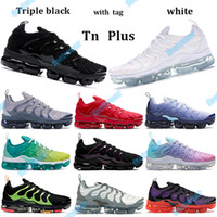 2021 tn plus الاحذية الرجال النساء KPU أحذية رياضية بيضاء الثلاثي الأسود النبيل الأحمر الكهربائية الخضراء الساحلية الأزرق وسادة المدربين مع علامة
