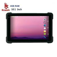 "Tablet PC 2021 Android industriale Android Impermeabile Phablet Phablet antipolvere da 10.1 ""Qualcomm 4 GB RAM 64GB ROM 4G LTE GLONASS GPS11"