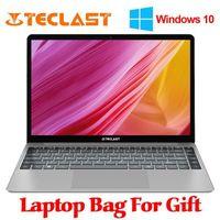 Teclast f7 plus portátil 14.1inch notebook Windows 10 8GB RAM 256GB SSD WiFi Bluetooth4.2 Câmera 1920 * 1080 IPS Intel N4100 Laptops1