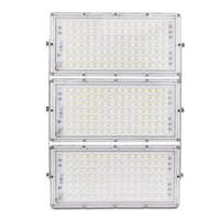 300W 울트라 얇은 홍수 빛 방수 IP66 반사경 LED 투광 조명 정원 스포트 라이트 야외 스팟 램프