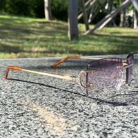 2021 Novas óculos de moda Simples Novos óculos de sol moldados para homens e mulheres moda óculos de metal óculos de sol condução óculos C decorativ