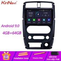 """Kirinavi 9 """"1 الدين الروبوت 9.0 راديو السيارة ل JIMNY CAR DVD مشغل الوسائط المتعددة السيارات GPS Navigation Bluetooth Auto Radio1"""