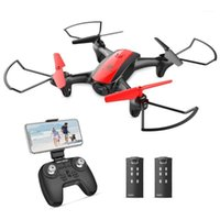 Kutsal taş HS370 Mini Drone Kamera Profesyonel WIFI FPV 720 P Çocuklar için RC Drones Quadcopter Child için Camera Quadrocopter ile1