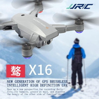 Original JJRC X16 5G WIFI FPV GPS 6K HD camera optical flow ...