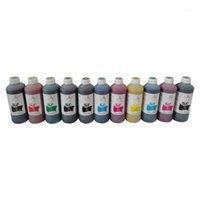 Colori / Set inchiostro di tintura di alta qualità da 500 ml per 7910/9910 / 7900/9900 / PX-H8000 / PX-H10000 / 4900/4910 Printer1 Kit di ricarica