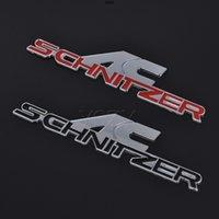 Sticker de la voiture Autocollant Emblème Badge Auto Metal Decal pour BMW AC Schnitzer M M3 M5 E34 E36 E60 E90 E46 E39 X3 X5 F20 F30