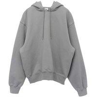 MINTYGOO Высокое качество Оптовая OEM Custom Logo 2020 Новый стиль мода хлопчатобумажный пуловер негабаритных мужских дизайнеров с капюшоном куртка