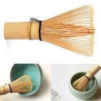 El Sanatlı Yeşil Matcha Çay Bambu Toz Çırpma Chasen Tutucu Kepçe Uzun Saplı Faydalı Fırça Araçları Mutfak Aksesuarları