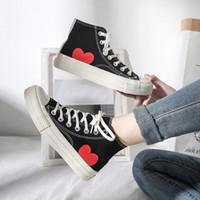 1970'lerde Büyük Gözler Oyna Chuck 70 Çok Kalp 70 S HI Tuval Paten Ayakkabı Klasik 1970 Eğitmenler Ortaklaşma Adı Kaykay Sıcak Rahat Sneakers