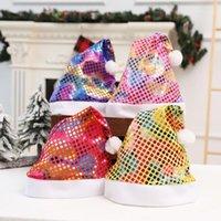 Cappelli, sciarpe guanti set divertente per bambini cappello di natale regalo decorazioni di moda per adulti di alta qualità doppia peluche 1 pc.