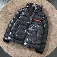 2020 Inverno Nuovo Grande Designer Designer Designer Decorazione Cotton riempito giacca nera ~ giacca cinese 5xl giacca ~ Nuove giacche di design per uomo