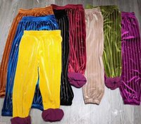 Mujer social de alta calidad diseñador suelto web celebridad cintura elástica retro cinturón pantalones de lujo moda mujer moda pantalones casuales