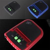 Водонепроницаемые лампы для головных ламп 2 Gearss Plastics LED Light Camping Gesture Индукционные огни Ночной USB Интерфейс Multi Color 16 3ZS L2