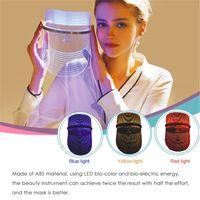 11 Neuheit Beleuchtung Schönheitslichter Therapie Maske Physiotherapie Lampe Anziehen LED-Gesichtsbehandlung