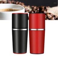 Coffee Tosters Ewold Manual Maneter Mano Presión Portátil Espresso Máquina Presionando Botella Herramienta para viajes al aire libre