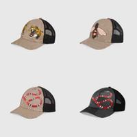 인기있는 럭셔리 디자이너 모자 모자 망 남성 여름 캐스쿼트 여자 야외 자수 Avant Garde 힙합 Snapback 클래식 야구 아빠 모자