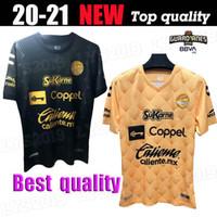 20 21 Liga MX Dorados de Sinaloa Jersey Jersey 2020 Home Manga Curta Soccer Camiseta Fora Branco Maillot de Foot Futebol Uniformes