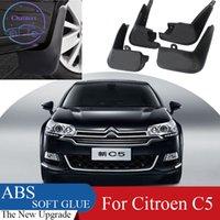 4 шт. ABS передний задний защитный защитник для Citroen C5 2010-2021 автомобильные грязевые брызги брызги брызг брызги Mudflaps