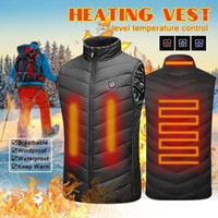 Self heating vest gilet chaleco heated veste chauffante avec...