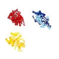 30 T-Taps / Male Isolierdraht Reihenklemme Combo Set 14-16 10-12 18-22