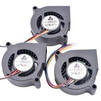 Orijinal BFB0512LD 5 cm 5020 50x50x20mm 12 V 0.15A 2 satır 3 satırları 4 PWM Projektör Turbo Blower Soğutma Fan1