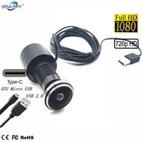 1.78mm 180 derecelik Geniş Açı HD Göz Deliği Görüntülü Kapı Görüntüleyici Kamera kedi gözü gözetim mikro mini USB kapısı gözetleme deliği CCTV kamera