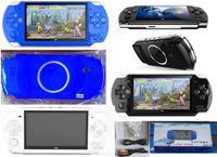 4.3 بوصة وشاشة X6 يده لعبة وحدة التحكم لعبة PSP مخزن كلاسيكي الألعاب تلفزيون المخرجات الفيديو المحمولة لعبة لاعب