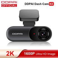 DDPAI Dash Cam Mola N3 Auto DVR 1600P HD GPS Fahrzeugantrieb Auto Video DVR 2K Android Wifi Smart Connect Car Kamera Recorder 24h Parken