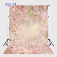 Mehofoto 3x5ft 5x5ft Thin Vinyl Neonato Fotografia Fotografia da studio Fantasia Fantasia Dogana floreale Photo Studio Sfondi Prop F14751