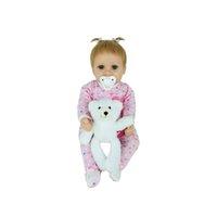 Avani Doll 'Cindy' Soft Vinyl Newborn Baby Dolls for Kids Lifelike Reborn Girl