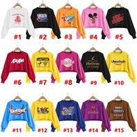 가을과 겨울 2020 새로운 여성 스웨터 디자이너 캐주얼 패턴 디지털 인쇄 라운드 넥 긴 소매 여성 패션 레저 의류 탑