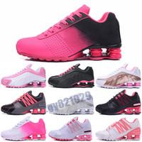 Max Shox 809 803 R4 Running Shoes Air Drop Shipping famosi all'ingrosso di CONSEGNA OZ NZ delle donne degli uomini atletici delle scarpe da tennis pattini correnti di