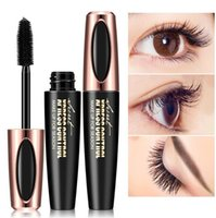 Drop NUOVO DiDi Cat DDK 4D eye nero Mascara lashes Extenisions ciglia con fibra 1 set = 2PCS impermeabile allungamento Thick Cruling in magazzino