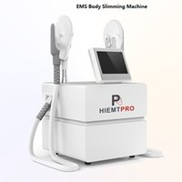 Taibo Beauty Apparatus Ems Muscle Cellulite CE Reduction Slimming Machine Hips Lift Up Muscle Stimulator Machine