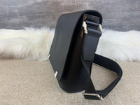 Mikoms Brand Classic Designer 2019 New Fashion Men Uomini Messenger Bags Cross Body Borsa Book Bookbag Bookbag Borse Borse Borse Uomo Vendita calda