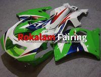 Butterfly Lamp Fairing för Kawasaki 1991 ZXR250R 1992 90-98 ZXR250 1994 ZXR 250R 1993 Ninja 1990-1998 Multi-Color Motorcykel Fairings