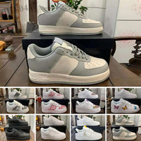 NIKE Air Force one 1 AF1 2020 Custom Chunky Dunky 1 Low ACE Sneakers S One Utility Men Shoes Forcs Trainers Platform Casual Brand Sneakers 36-45 WP01