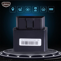 Устройство OBD GPS трекер слежения автомобиля автомобиля OBD разъем Play GPS + Beidou диагностический инструмент тревоги Geo в реальном времени слежения GPS Locator