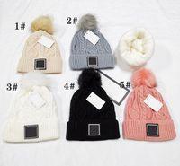 الشتاء 5colors القبعات رجل امرأة سفر الولد الأزياء الكبار بيني سكولي Chapeu قبعات قطن تزلج غطاء فتاة الوردي قبعة إبقاء غطاء دافئ الشحن المجاني