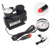 자동차 자전거 볼 고무 풍선에 대한 압력 게이지 300 PSI 자동차 타이어 팽창기 자동 공기 압축기 휴대용 디지털 타이어 펌프