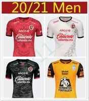 20 21 Xolos Club Tijuana Charly Día de Los Muertos 축구 유니폼 멀리 Pachuca 2020 Sanvezzo Miler Camisetas Liga MX 3 번째 축구 셔츠