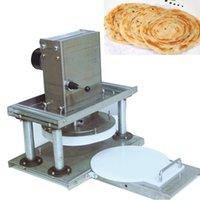 220 Small Desktop Commercial Electric Pizza формовочного машина Блины плющение машин хрустящего кондитерское уплощение машина