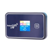 Modems 4G LTE WIFI ROUTER PORTABLE 150MBPS Global Network Card Spot 4500mAh Chargement pour Sumsang Tablet PC